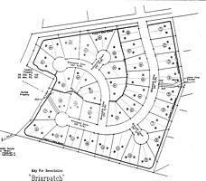 Briarpatch Subdivision (26 Lots)